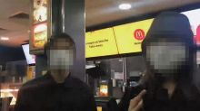 Melbourne trio fined $5000 after filming at McDonalds while breaking curfew