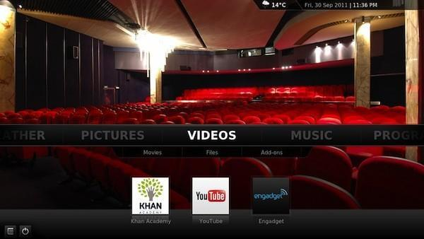 XBMC for Android available in nightly builds for that risky media fix