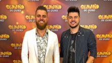 Zé Neto e Cristiano dedicam prêmio da Globo a Bolsonaro