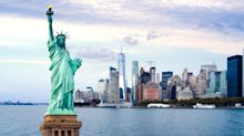 Win a trip for 2 to NYC with Yahoo Play's sweepstakes