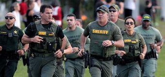 Fla. deputies start new gun policy following rampage