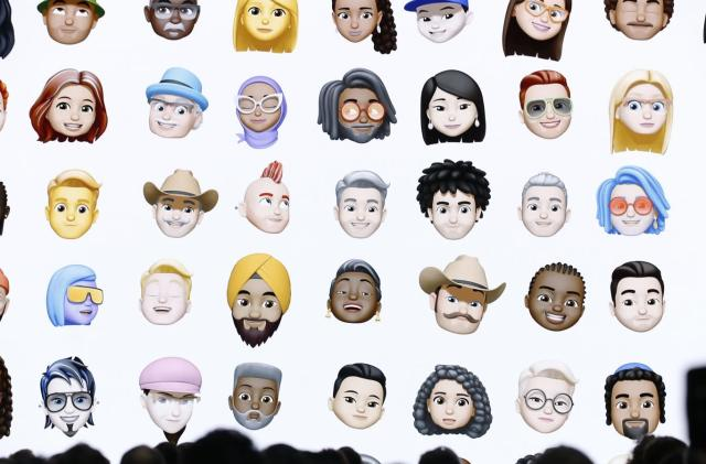 Apple lets you create your own personalized Animoji