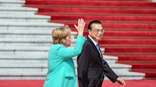 Merkel Says Germany Open to Chinese Business as Stance Hardens
