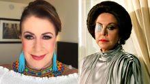 Se quedó con las ganas: Laura Zapata, furiosa por no ser la nueva 'Catalina Creel'