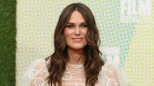 'The nipples droop': Keira Knightley shares relatable mum problems