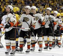 Ducks look to future after narrow playoff loss to Predators
