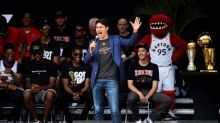 Raptors coach Nick Nurse says meeting in the works with Prime Minister Trudeau