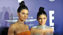 Kylie Jenner's throwback pics of her and Kendall are too cute for words