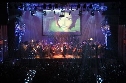 A classical approach to Blizzard with Video Games Live