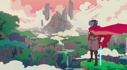 Crowdfund Bookie: Hyper Light Drifter is the post-apocalyptic Zelda