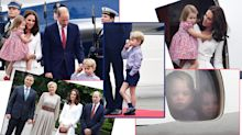 George, Charlotte and the best photos from the Duke and Duchess of Cambridge's royal tour of Poland and Germany