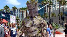 Ist es Groot oder doch ein Ent? Dieser sprechende Baum amüsiert