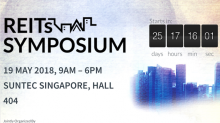 REITs Symposium 2018 Singapore: Learn How To Unlock Opportunities In REITs & ETFs (And Get A ZUU online Promo Code!)