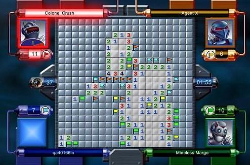 This Wednesday (also): Minesweeper Flags comes to XBLA