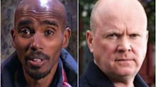'Bat Putcher': I'm a Celebrity viewers in hysterics over Mo Farah's Phil Mitchell impression