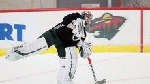 NHL roundup: Korpisalo gets Jackets' 1st playoff shutout