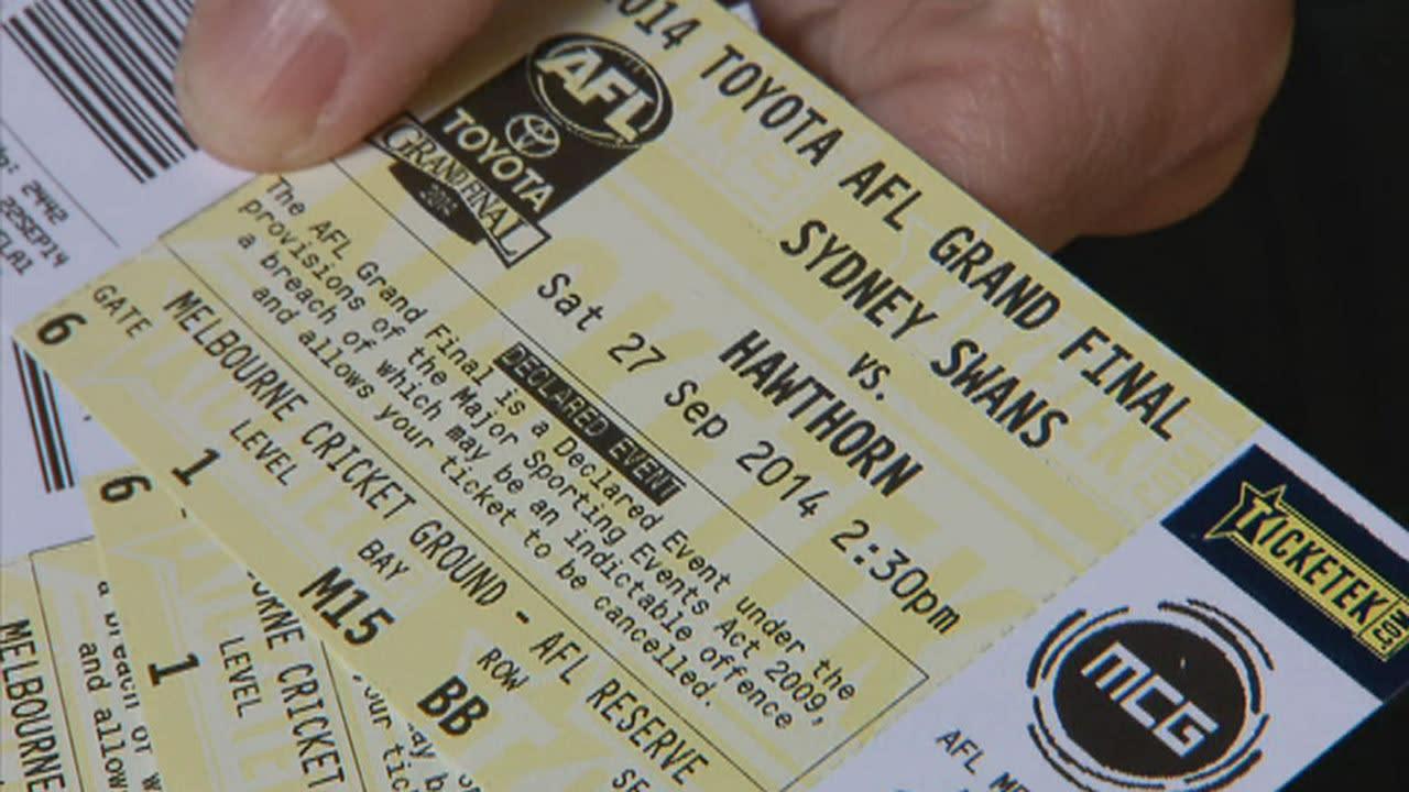 afl grand final tickets - photo #5