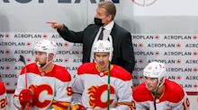 Flames fire head coach after blowout win, re-hire Darryl Sutter