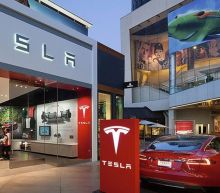 Tesla Stock Plunges After Being Left Out Of S&P 500 Index