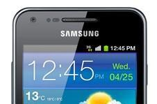 Samsung Galaxy S Advance arriving on Three Mobile, gave no warning