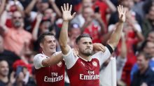 Arsenal comes back to win Community Shield on PKs against 10-man Chelsea