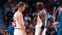 Steve Kerr recounts drama from his playing days: 'I kicked MJ's ass'