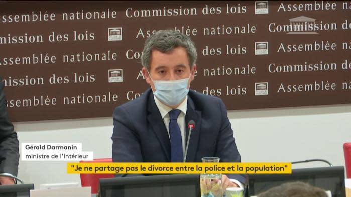 """""""Sécurité globale"""" et violences policières: ce qu'il faut retenir de l'audition de Gérald Darmanin devant les députés"""
