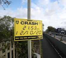 Woman and three young children killed in lorry crash on A40 near Oxford