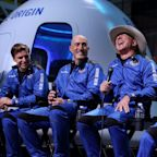 Jeff Bezos' 18-year-old space-flight companion reportedly told him he had never bought anything from Amazon before
