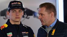 Ex-F1 dad rebukes Verstappen over 'painful' crash
