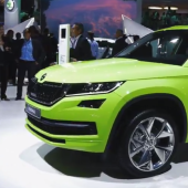 Skoda Has The Greenest SUV at the Paris Motor Show