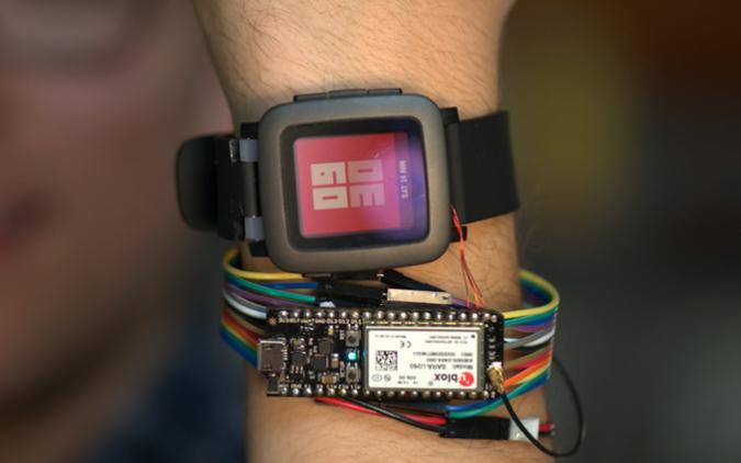 Pebble unterstützt Smartstrap-Konzepte mit 1 Million Dollar
