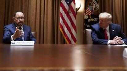 Praise for Trump followed by calls for Goya boycott