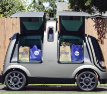 Kroger launches first-ever unmanned grocery delivery service
