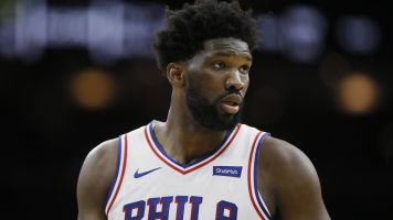 Embiid has humble response to critiques