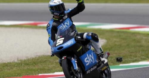 Moto - Moto3 - GP de GBR - GP de Grande-Bretagne : Romano Fenati (Honda) retrouve la pole position en Moto3