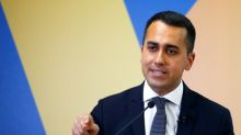 Italy's Di Maio says Arcelor, Atlantia are 'blackmailing government'