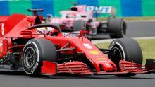 Ferrari 'não é competitiva', reconhece presidente do grupo Fiat