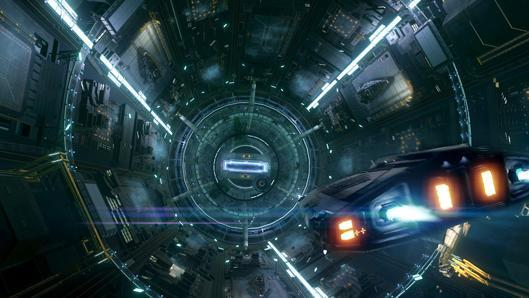 Elite's 3.0 alpha is here, as is docking and a new video