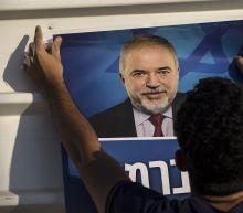 Netanyahu, rightist allies appear to fall short of majority