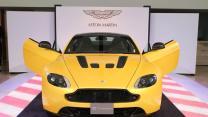 [CARVIDEO 汽車視界] 車壇直擊—Aston Martin V12 Vantage S