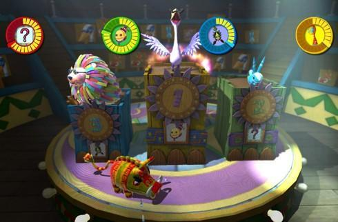 Viva Pinata: Trouble in Paradise to allow four player co-op garden editing over Xbox Live