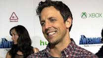 Comic-Con 2013: Seth Meyers Discusses Hosting Late Night and Leaving 'SNL'