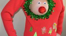 Breastfeeding Christmas Jumper, Anyone?
