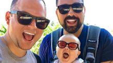 Conta do Instagram super fofa, é dedicada aos pais gays e seus filhos