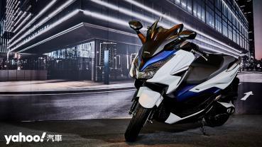 無預警現身本田賽道日!2021全新Honda Forza 350在台首亮相!