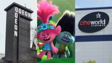 Why are Odeon and Cineworld refusing to show some Universal movies?