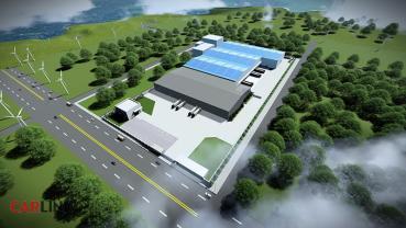 耗資7億元台幣!Mercedes-Benz在台原廠零件物流中心動工