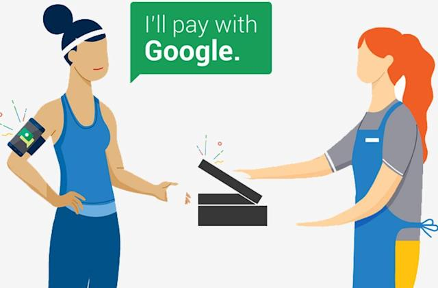 Google gives up on 'Hands Free' wireless mobile payments