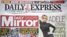 Daily Mirror and Express-owner to cut 550 jobs as advertising dives
